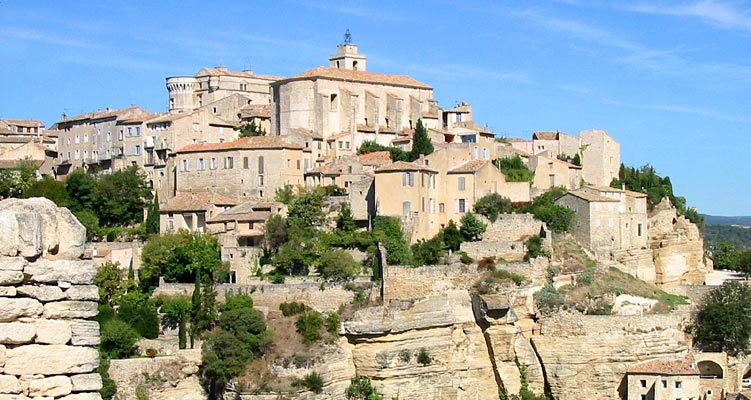 luberon provence tourism holiday rentals bed and breakfast hotels campsites lodging. Black Bedroom Furniture Sets. Home Design Ideas
