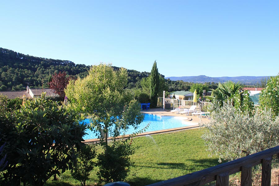 Camping, locations, roulottes Villelaure