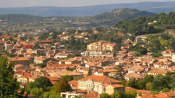 Apt Village Of Luberon