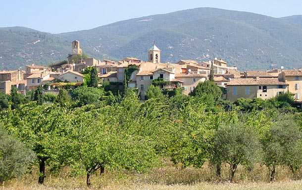 Lourmarin village du luberon