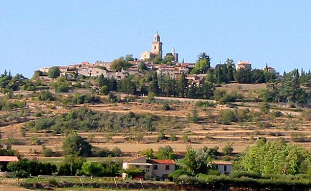 Reillanne Village Du Luberon